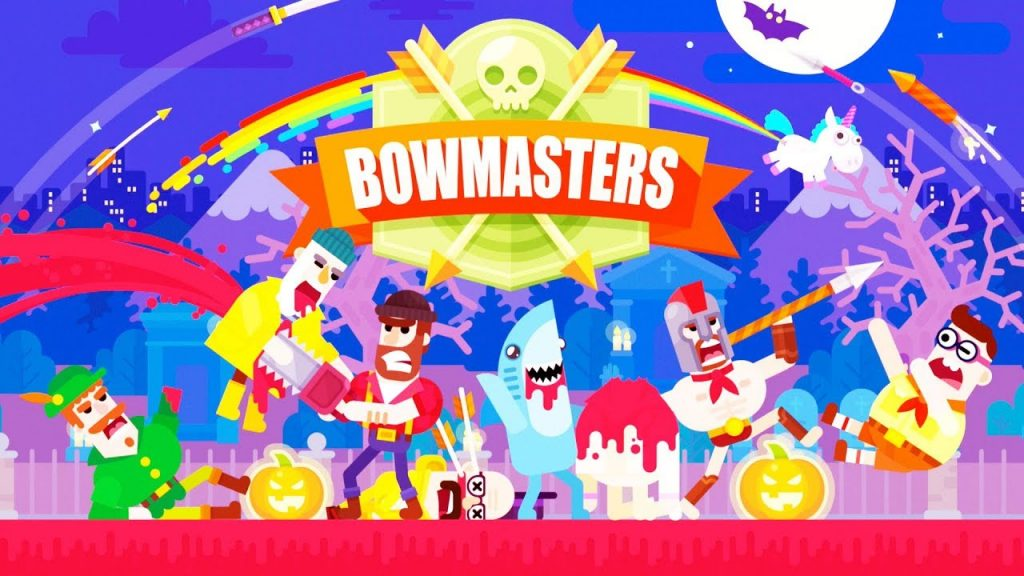 Bowmasters - Multiplayer Game IPA MOD