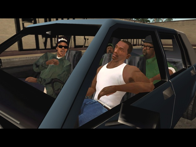 Grand Theft Auto ios mod 3